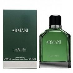 Giorgio Armani Armani Eau De Cedre EDT Tester 100 ml pentru barbati