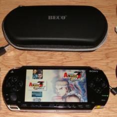 PSP Sony Modat 4GB cu Emulatoare, Sega, Nintendo, Arcade