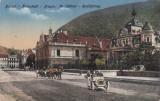 BRASOV , RUDOLFSRING , AUTOMOBIL DE EPOCA , TRASURI, Necirculata, Printata