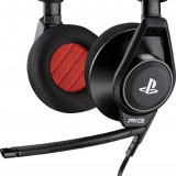 Casca Gaming Plantronics RIG PS4, Black - Casca PC