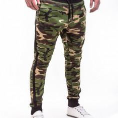 Pantaloni camuflaj - Pantaloni barbati, Marime: S, M, L, XL, XXL, Culoare: Din imagine, Lungi, Bumbac