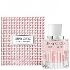 Jimmy Choo Illicit Flower EDT 100 ml pentru femei - Parfum femeie Jimmy Choo, Apa de parfum