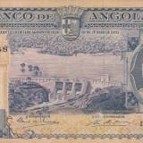 ANGOLA 1.000 escudos 1970 VF!!!
