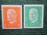 TIMBRE GERMANIA SET==MNH==1932, Nestampilat