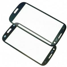 Touchscreen touch screen Digitizer Samsung i9300 Galaxy S3 Black Negru Geam Sticla Smartphone - Display LCD