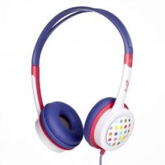 Casti in ear SBOX EP-044 PINK, Cu fir, Mufa 3, 5mm