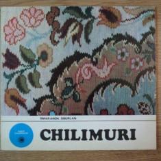 CHILIMURI de SMARANDA SBURLAN, 1979 - Carte Arta populara