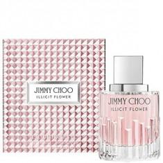 Jimmy Choo Illicit Flower EDT 60 ml pentru femei - Parfum femeie Jimmy Choo, Apa de parfum