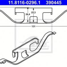 Arc, etrier frana BMW 5 limuzina M 3.6 - ATE 11.8116-0296.1 - Arc - Piston - Garnitura Etrier