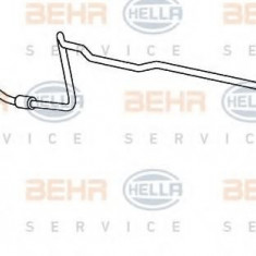 Conducta inalta presiune, aer conditionat PEUGEOT 407 limuzina 2.7 HDi - HELLA 9GS 351 338-051 - Furtunuri aer conditionat auto