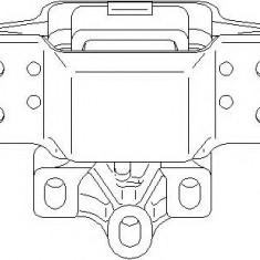 Suport motor AUDI A3 2.0 TDI - TOPRAN 110 130 - Suporti moto auto