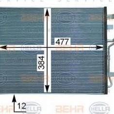 Condensator, climatizare KIA PRO CEE'D 1.6 CRDi 128 - HELLA 8FC 351 318-701 - Radiator aer conditionat