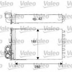 Schimbator caldura, incalzire habitaclu PEUGEOT 406 limuzina 1.9 TD - VALEO 812181 - Sistem Incalzire Auto