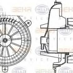 Ventilator, habitaclu CITROËN XSARA 1.8 i - HELLA 8EW 351 303-321 - Motor Ventilator Incalzire
