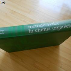 Metode Fizice in Chimia organica - Carte Chimie