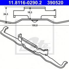 Arc, etrier frana BMW 7 limuzina 740 i, iL - ATE 11.8116-0290.2 - Arc - Piston - Garnitura Etrier