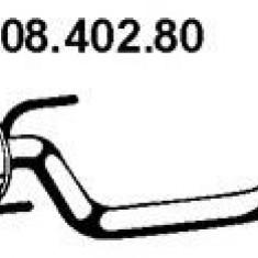 Toba esapamet intermediara OPEL VECTRA C 2.2 DTI 16V - EBERSPÄCHER 08.402.80 - Toba finala auto