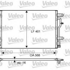 Condensator, climatizare AUDI A4 Avant 2.0 TDI - VALEO 817741 - Radiator aer conditionat