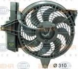 Ventilator,aer conditionat HYUNDAI SANTA FÉ I 2.4 16V - HELLA 8EW 351 034-601