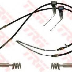 Cablu, frana de parcare FORD TRANSIT bus 2.5 D - TRW GCH1942