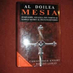 Al doilea Mesia - Christopher Knight, Robert Lomas - Carte masonerie