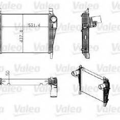 Intercooler, compresor IVECO EuroCargo 100 E 15 K - VALEO 818777 - Intercooler turbo