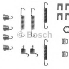 Set accesorii, sabot de frana RENAULT LE CAR 1.1 - BOSCH 1 987 475 053 - Amortizor cabina
