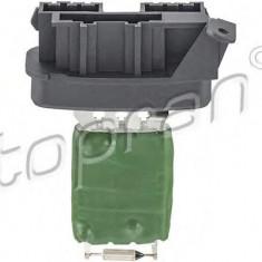 Rezistor, ventilator habitaclu VW LT Mk II bus 2.3 - TOPRAN 401 829 - Motor Ventilator Incalzire