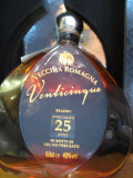 Brandy vecchia romagna, mai multe di 25 ani cl 50 gr.40
