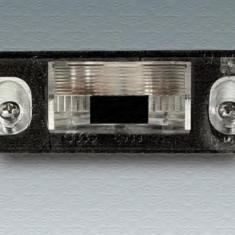 Iluminare numar de circulatie AUDI A4 Avant 1.6 - MAGNETI MARELLI 714044840601