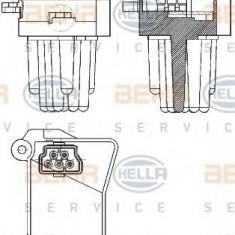 Reglaj, suflanta de interior BMW 7 limuzina 730 i, iL - HELLA 5HL 351 321-331 - Motor Ventilator Incalzire