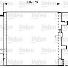 Condensator, climatizare AUDI A5 1.8 TFSI - VALEO 814370 - Radiator aer conditionat