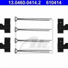 Set accesorii, placute frana FORD TRANSIT bus 1.7 FT 100 - ATE 13.0460-0414.2