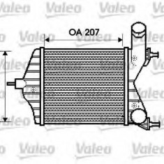 Intercooler, compresor LANCIA YPSILON 1.3 JTD - VALEO 817882 - Intercooler turbo
