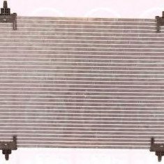 Condensator, climatizare FIAT SCUDO caroserie 2.0 D Multijet - KLOKKERHOLM 0537305231 - Radiator aer conditionat