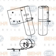 Uscator, aer conditionat MERCEDES-BENZ ATEGO 712 - HELLA 8FT 351 198-551
