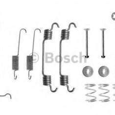Set accesorii, sabot de frana OPEL ASTRA F hatchback 1.7 D - BOSCH 1 987 475 134