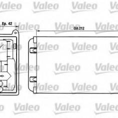 Schimbator caldura, incalzire habitaclu VW TRANSPORTER / CARAVELLE Mk IV bus 2.5 TDI - VALEO 812013 - Sistem Incalzire Auto