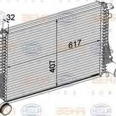 Intercooler, compresor SEAT LEON 1.6 TDI - HELLA 8ML 376 746-721 - Intercooler turbo