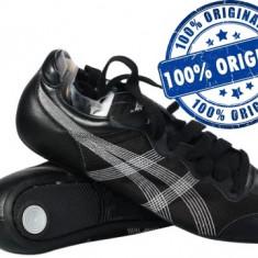 Adidasi dama Asics Whizzer - (mostra) - adidasi originali, Culoare: Negru, Marime: 38, Textil