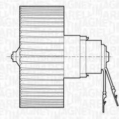 Ventilator, habitaclu ALFA ROMEO 155 1.8 T.S. - MAGNETI MARELLI 069401294010, Magneti Marelli