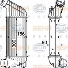 Intercooler, compresor PEUGEOT EXPERT Tepee 2.0 HDi 120 4x4 - HELLA 8ML 376 746-361 - Intercooler turbo