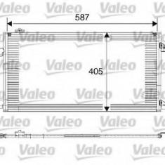 Condensator, climatizare RENAULT CLIO Mk II 1.5 dCi - VALEO 817646 - Radiator aer conditionat