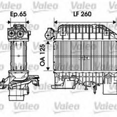 Intercooler, compresor TOYOTA AVENSIS Liftback 2.0 D-4D - VALEO 817698 - Intercooler turbo