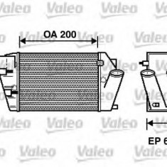 Intercooler, compresor AUDI A4 2.5 TDI quattro - VALEO 817870 - Intercooler turbo