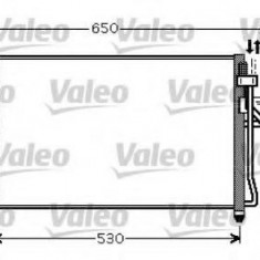 Condensator, climatizare HYUNDAI CLICK 1.3 - VALEO 818074 - Radiator aer conditionat