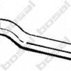Toba esapamet intermediara OPEL KADETT E hatchback 1.3 - BOSAL 281-129 - Toba finala auto