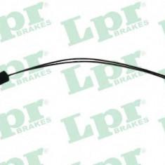 Senzor de avertizare, uzura placute de frana BMW 5 Touring 520 i - LPR KS0029 - Senzor placute