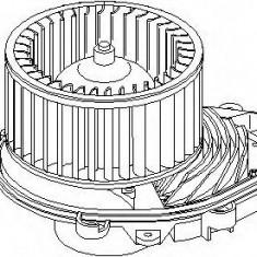 Ventilator, habitaclu AUDI A4 limuzina 1.6 - TOPRAN 112 406 - Motor Ventilator Incalzire