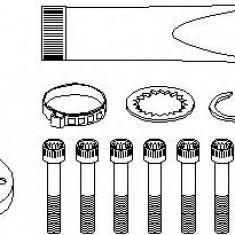 Ansamblu burduf, articulatie planetara AUDI A3 1.6 - TOPRAN 108 215 - Burduf auto